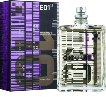 Escentric Molecules Escentric 01 Eau de Toilette unisex 100 ml Limited Edition + Metal Box