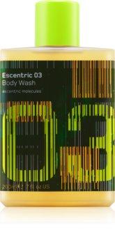 Escentric Molecules Escentric 03 sprchový gél unisex 200 ml
