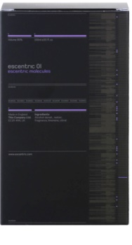 Escentric Molecules Escentric 01 toaletní voda unisex 100 ml