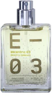 Escentric Molecules Escentric 03 toaletní voda unisex 30 ml náplň