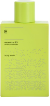 Escentric Molecules Escentric 03 Shower Gel unisex 200 ml