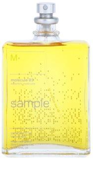 Escentric Molecules Molecule 03 eau de toilette teszter unisex 100 ml