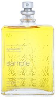Escentric Molecules Molecule 03 toaletná voda tester unisex 100 ml