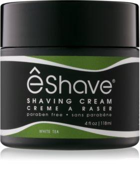 eShave White Tea Shaving Cream