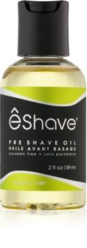eShave Verbena Lime olej před holením