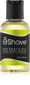 eShave Verbena Lime olie voor het scheren