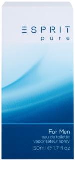 Esprit Pure for Men toaletní voda pro muže 50 ml