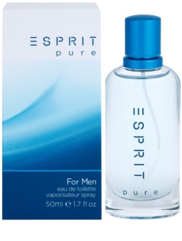 Esprit Pure for Men Eau de Toilette für Herren 50 ml