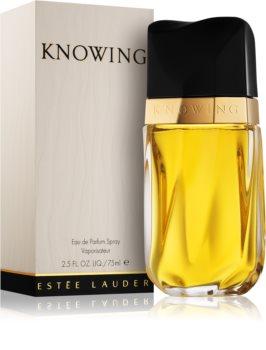 Estée Lauder Knowing eau de parfum nőknek 75 ml