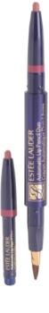 Estée Lauder Automatic Brow Pencil Duo ceruzka na pery  so štetcom a náplňou