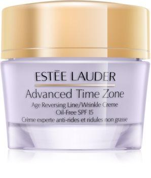 Estée Lauder Advanced Time Zone nappali ránctalanító krém normál és kombinált bőrre