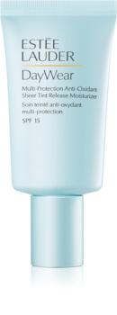 Estée Lauder DayWear creme hidratante com cor  para todos os tipos de pele