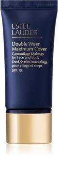 Estée Lauder Double Wear Maximum Cover prekrivajući puder za lice i tijelo