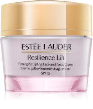 Estée Lauder Resilience Lift crema de zi cu efect lifting  ten uscat