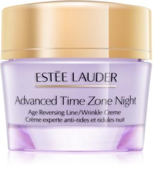 Estée Lauder Advanced Time Zone Nachtcreme gegen Falten