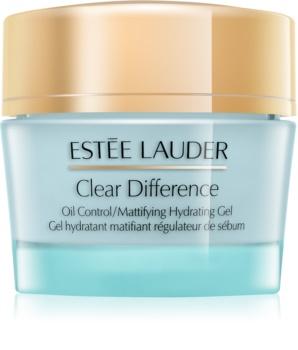 Estée Lauder Clear Difference matující hydratační gel