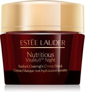 Estée Lauder Nutritious Vitality8™ Night rozjasňujúci nočný krém