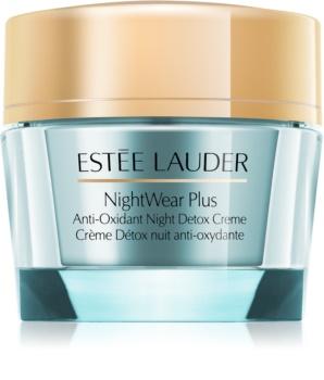 Estée Lauder NightWear Plus crema de noapte detoxifianta