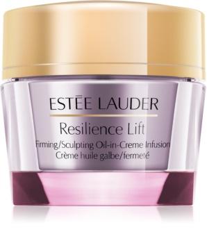 Estée Lauder Resilience Lift óleo creme reafirmante para pele seca a muito seca