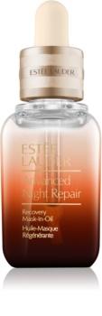 Estee Lauder Advanced Night Repair Olie Gezichtsmasker  met Regenererende Werking
