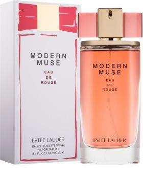 Estée Lauder Modern Muse Eau De Rouge toaletní voda pro ženy 100 ml
