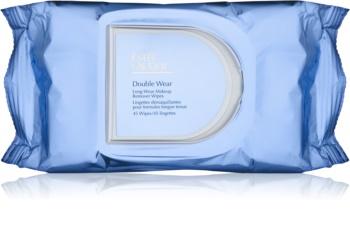 Estée Lauder Double Wear șervețele demachiante, pentru un machiaj persistent și rezistent la apă