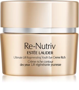 Estée Lauder Re-Nutriv Ultimate Lift vyživující oční krém s liftingovým efektem