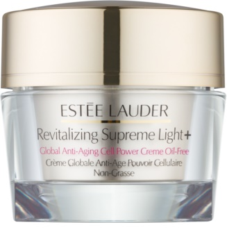Estée Lauder Revitalizing Supreme Light + Multifunctionele Anti-Rimpel Crème met Moringa Extract  Olievrij