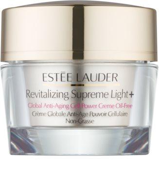Estée Lauder Revitalizing Supreme Light + multifunkčný protivráskový krém s výťažkom z moringy bez obsahu oleja