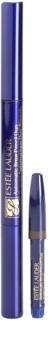 Estée Lauder Automatic Brow Pencil Duo tužka na obočí se štětečkem a náplní