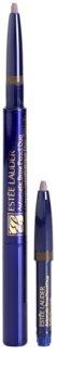 Estée Lauder Automatic Brow Pencil Duo svinčnik za obrvi s čopičem in polnilom