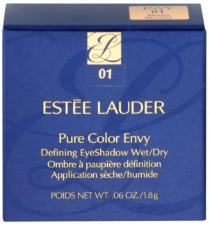 Estée Lauder Pure Color Envy Brilliant umbra de ochi long-lasting cu oglinda si aplicator