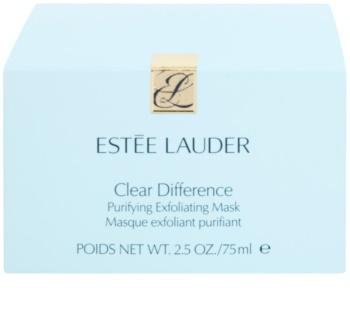 Estée Lauder Clear Difference exfoliační maska proti nedokonalostem pleti