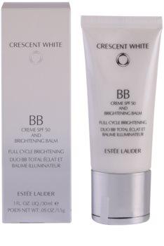 Estée Lauder Crescent White aufhellende BB Creme gegen Pigmentflecken SPF 50