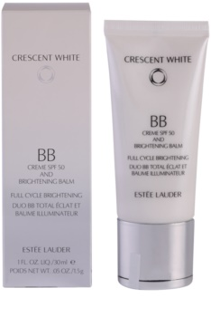 Estée Lauder Crescent White Brightening BB Cream Against Pigment Spots SPF 50