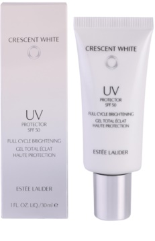 Estée Lauder Crescent White lehký ochranný fluid SPF 50
