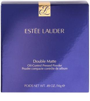 Estée Lauder Double Matte kompaktni puder za masnu kožu