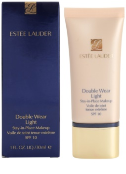 estee lauder double wear light fond de teint longue tenue spf 10. Black Bedroom Furniture Sets. Home Design Ideas