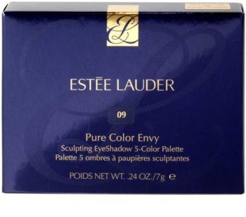 Estée Lauder Pure Color Envy палітра тіней