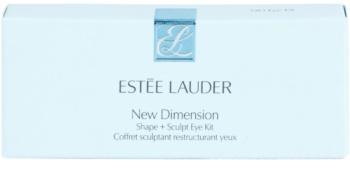 Estée Lauder New Dimension konturovací paletka na oči se štětečkem