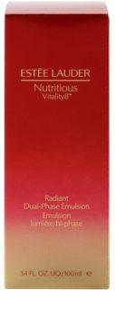Estée Lauder Nutritious Vitality 8™ dvoufázová rozjasňující emulze