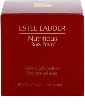 Estée Lauder Nutritious Rosy Prism™ emulsão iluminadora em gel