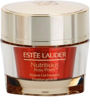 Estée Lauder Nutritious Rosy Prism™ rozjasňující gelová emulze