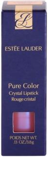 Estée Lauder Pure Color Crystal rtěnka s vysokým leskem