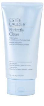 Estée Lauder Perfectly Clean tisztító hab 2 in 1