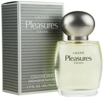 Estée Lauder Pleasures for Men kölnivíz férfiaknak 50 ml