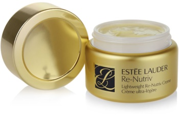 Estée Lauder Re-Nutriv lehký hydratační krém s vyhlazujícím efektem