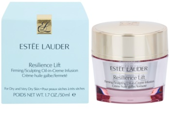 Estée Lauder Resilience Lift festigende Öl-Creme für trockene bis sehr trockene Haut