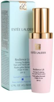 Estée Lauder Resilience Lift lifting fluid pentru piele normala si mixta