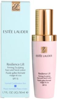 Estée Lauder Resilience Lift liftingový fluid pre normálnu až zmiešanú pleť